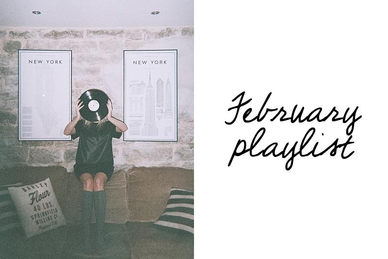 16Playlist_February