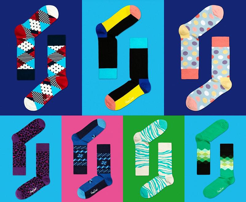 Giveaway - happy socks (2)